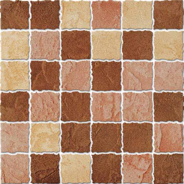 ANTICA Mosaico distressed