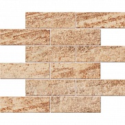 Quarzite Mosaico Bricks